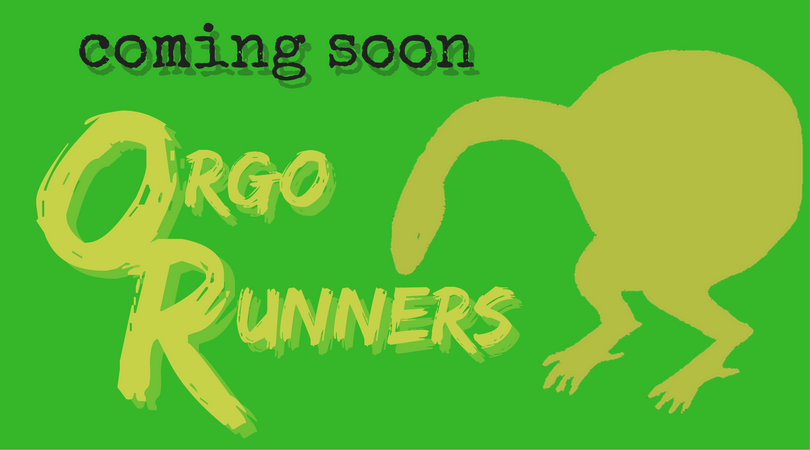 orgo runners coming soon banner